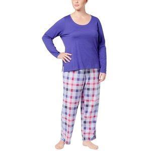 Purple Pajama Set
